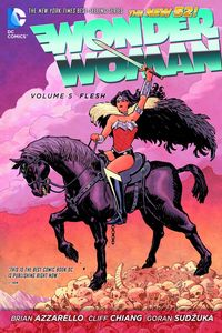 [Wonder Woman: Volume 5: Flesh (N52) (Product Image)]