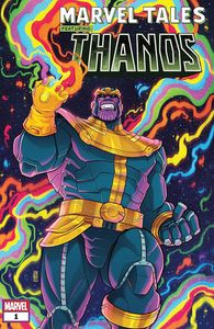 [Marvel Tales: Thanos #1 (Product Image)]
