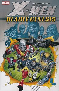 [X-Men: Deadly Genesis (New Printing) (Product Image)]
