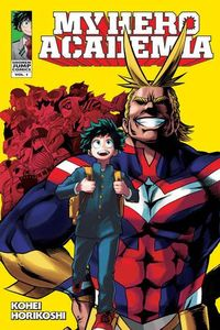 [My Hero Academia: Volume  1 (Product Image)]