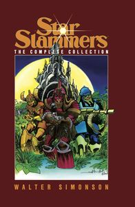 [Star Slammers: The Complete Collection (Hardcover) (Product Image)]