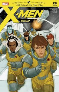 [X-Men: Gold #28 (Legacy) (Product Image)]