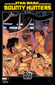 [Star Wars: Bounty Hunters #9 (Sprouse Empire Strikes Back Variant) (Product Image)]