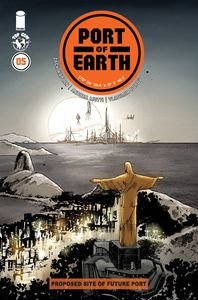 [Port Of Earth #5 (Product Image)]