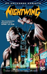 [Nightwing: Volume 4 Blockbuster (Rebirth) (Product Image)]