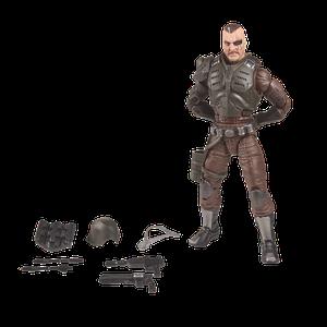 [G.I. Joe: Classified: Action Figure: Major Bludd (Product Image)]