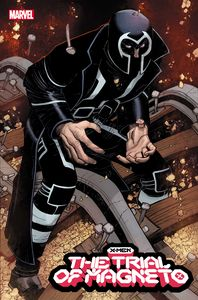 [X-Men: Trial Of Magneto #1 (Romita Variant) (Product Image)]