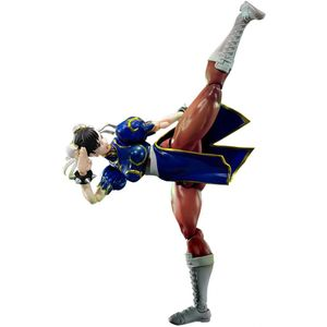 [Street Fighter 5: SH Figuarts Action Figure: Chun Li (Product Image)]