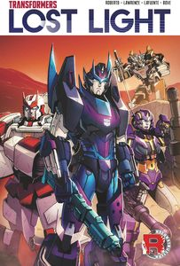 [Transformers: Lost Light: Volume 1 (Product Image)]