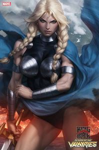 [King In Black: Return Of Valkyries #1 (Artgerm Variant) (Product Image)]