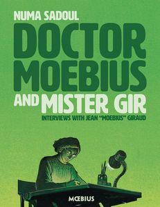 [Moebius Library: Doctor Moebius & Mister Gir (Product Image)]
