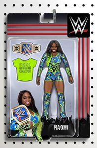 [WWE #11 (Unlockable Action Figure Variant) (Product Image)]
