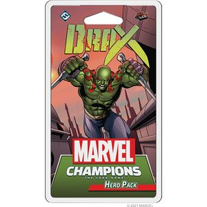 [Marvel Champions: Hero Pack: Drax (Product Image)]