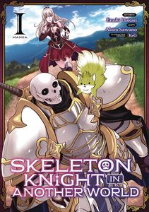 [Skeleton Knight In Another World: Volume 1 (Product Image)]