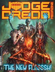 [Judge Dredd Megazine #430 (Product Image)]