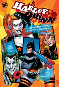 [Harley Quinn: By Conner & Palmiotti: Omnibus: Volume 2 (Hardcover) (Product Image)]