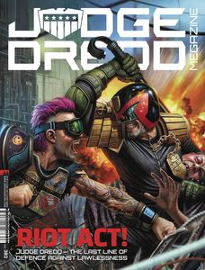 [Judge Dredd Megazine #387 (Product Image)]