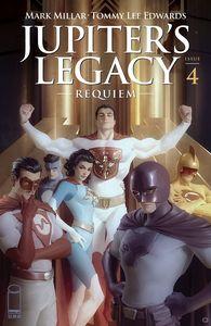 [Jupiters Legacy: Requiem #4 (Cover B Garner) (Product Image)]