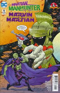 [Martian Manhunter/Marvin The Martian: Special #1 (Product Image)]