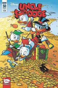 [Uncle Scrooge #50 (Cover A Freccero) (Product Image)]