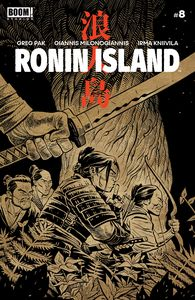 [Ronin Island #8 (Cover B Preorder Young Variant) (Product Image)]