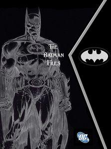 [The Batman Files (Product Image)]