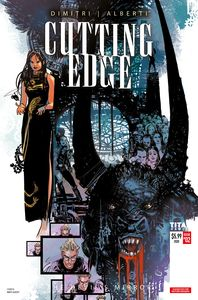[Cutting Edge: Devils Mirror #2 (Cover B Alberti) (Product Image)]