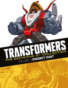 [Transformers: Definitive G1 Collection: Volume 34: Dinobot Hunt (Product Image)]