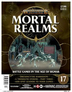[Warhammer: Age Of Sigmar: Mortal Realms #17 (Product Image)]