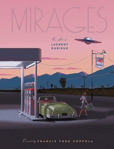 [Mirages: The Art Of Laurent Durieux (Hardcover) (Product Image)]