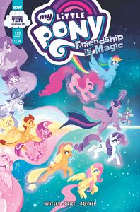 [My Little Pony: Friendship Is Magic #102 (Cover A Price) (Product Image)]