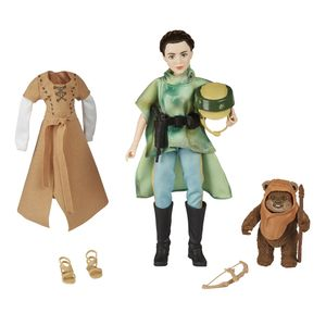 [Star Wars: Forces Of Destiny: Action Figures: Endor Adventure (Product Image)]
