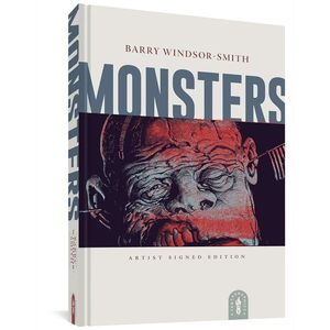 [Monsters (Signed Edition Hardcover) (Product Image)]