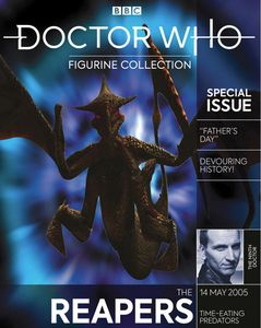 [Doctor Who Figurine Collection Special #25: Reaper (Product Image)]