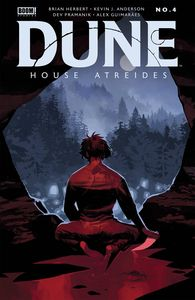 [Dune: House Atreides #4 (Cover A Lee) (Product Image)]
