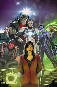 [Catalyst Prime: Seven Days #3 (Sejic Variant) (Product Image)]
