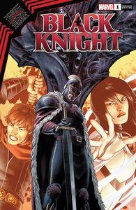 [King In Black: Black Knight #1 (Saiz Variant) (Product Image)]