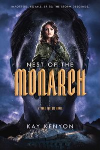 [Nest Of The Monarch (Hardcover) (Product Image)]