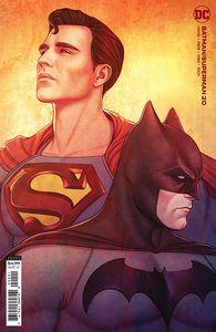 [Batman/Superman #20 (Jenny Frison Cardstock Variant) (Product Image)]
