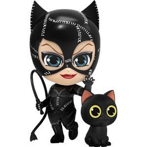 [Batman Returns: Cosbaby Figure: Catwoman With Whip (Product Image)]