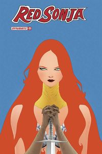 [Red Sonja #21 (Cover A Lee) (Product Image)]