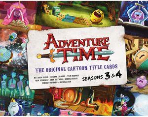[Adventure Time: Original Cartoon Title Cards: Volume 2 (Signed Hardcover) (Product Image)]