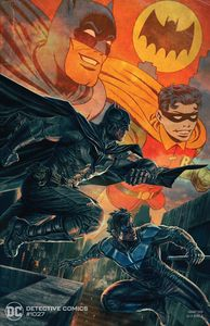 [Detective Comics #1027 (Lee Bermejo Batman Nightwing Variant) (Product Image)]