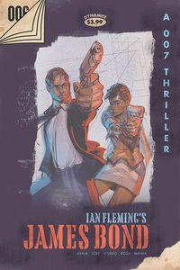 [James Bond #6 (Vintage Paperback Variant) (Product Image)]