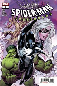 [Symbiote Spider-Man: Crossroads #1 (Product Image)]