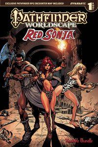 [Pathfinder Worldscape: Red Sonja (One Shot) (Product Image)]