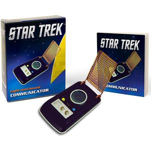 [Star Trek: Light & Sound Communicator Kit (Product Image)]
