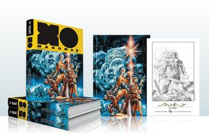 [X-O Manowar (Kindt Deluxe Hardcover Local Comic Shop Day Signed Edition) (Product Image)]