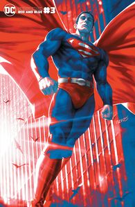 [Superman: Red & Blue #3 (Cover C Derrick Chew Variant) (Product Image)]
