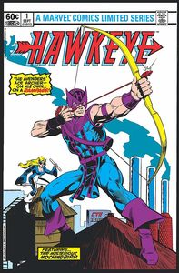 [Hawkeye: Epic Collection: Avenging Archer (Product Image)]